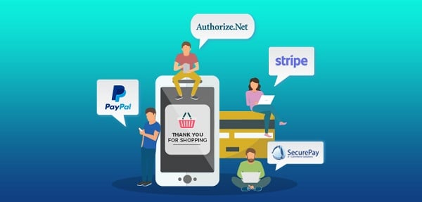 Payment gateway variations