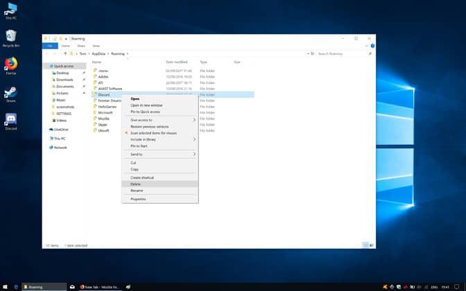 Recreate Discord files