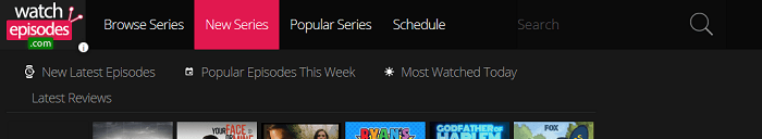 Watch episodes